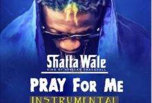Photo of Shatta Wale – Pray For Me Instrumental