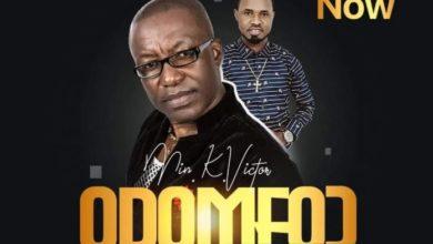 Photo of K-Victor – Odomfoɔ Ft. Ernest Opoku Jnr
