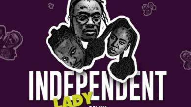 Photo of Yaw Berk Ft. Mzvee x Kelvyn Boy – Independent Lady (Remix)