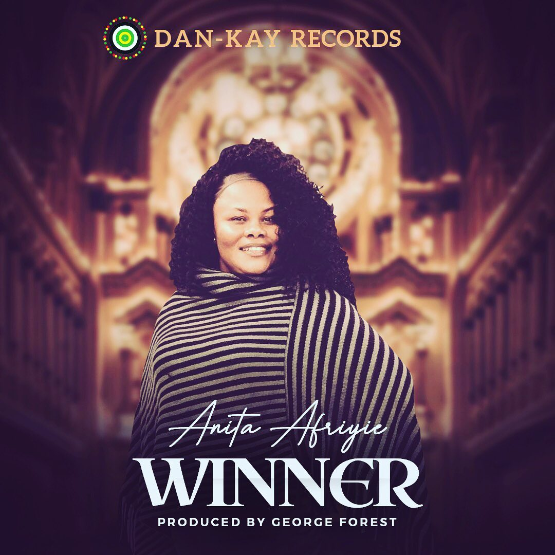 Anita Afriyie - Winner