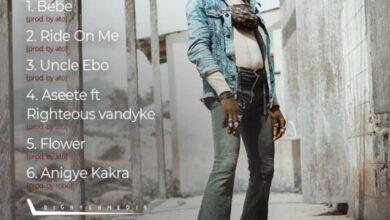 Photo of Paa Kwesi – Ride On Me  (Prod by ATO)