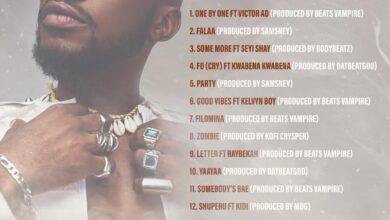 Photo of Good Vibes by Mr Drew  Ft Kelvyn Boy MP3 Download