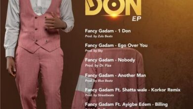 Photo of Fancy Gadam – One Don (Full EP)